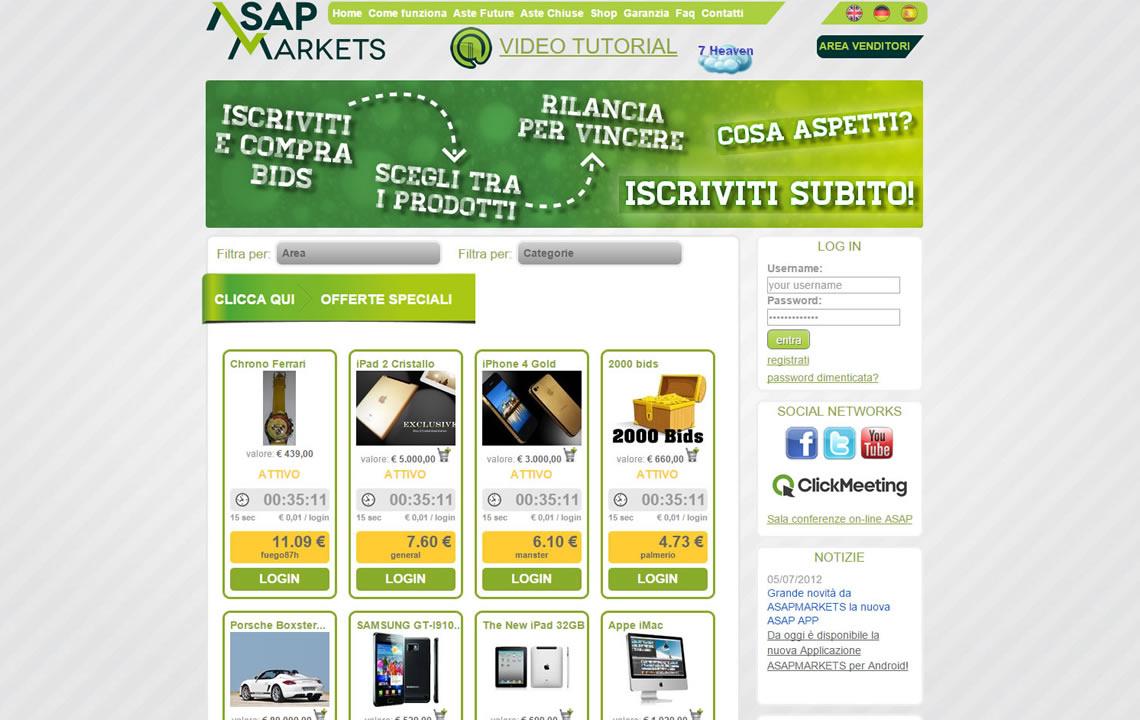 Asap Markets